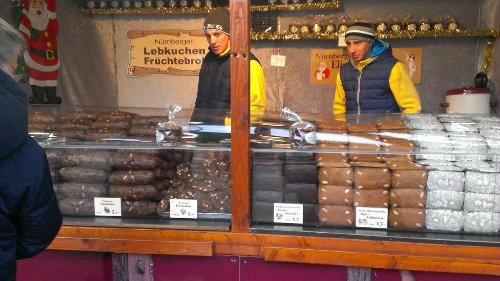 يعتبر الليب كوخن Lebkuchen أو حلوى الزنجبيل من أشهر كعك عيد الميلاد في ألمانيا